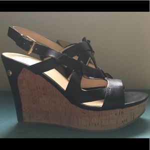 GUESS TABETHA WEDGES